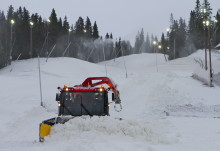 SkiStar Åre: Record-early opening of the VM8 lift