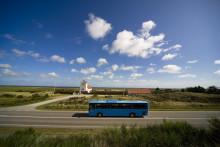Midttrafiks busser får nye køreplaner