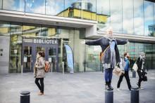 Studenter flyttar in i 433 nya bostäder i Flemingsberg