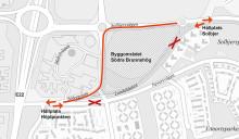 Nu inleds byggandet av den nya stadsdelen i Brunnshög