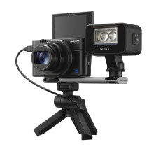Sony presenta la nueva empuñadura  VCT-SGR1 para las cámaras de las series RX0 y RX100