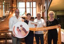 Kinderhospiz Bärenherz Leipzig wird mit FamilienBande-Förderpreis für innovative Geschwisterarbeit ausgezeichnet