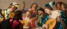 """Sparkassen-Finanzgruppe fördert Ausstellung """"Utrecht, Caravaggio und Europa"""" in München"""