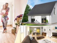 Schluss mit steigenden Mieten: Hausbau zu mietähnlichen Konditionen ist möglich!