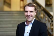 Johan Högne digitaliseringsdirektör i Norrköpings kommun