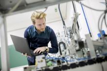 Brug af tablets giver dansk maskinfabrik indblik i alle data