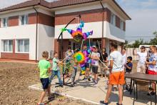Hope and Homes for Children România a inaugurat casa Petru Rareș din Târgu Frumos, ce-a de-a cincea casă mobilată de JYSK