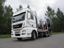Den ultimate tømmerbilen