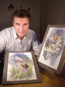 Naturmålare och djurskyddare bland årets SLU-hedersdoktorer