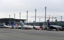 Syv prosent økning i utlandstrafikken