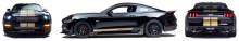 Ford Mustang Shelby GT350-H kun hos Hertz