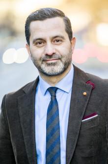 Manne Didehvar ny Generalsekreterare och VD för Sveriges HR Förening