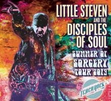 LITTLE STEVEN & THE DISCIPLES OF SOUL TILBAKE TIL OSLO!
