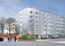 NCC bygger polishuset i Rinkeby