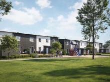 Nu startar BoKlok försäljningen av sista etappen kloka hem i Errarp, Ängelholm
