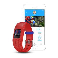 Garmin® og Marvel lancerer vívofit® jr. 2 aktivitetstracker til børn og interaktiv app  med Marvel Spider-Man