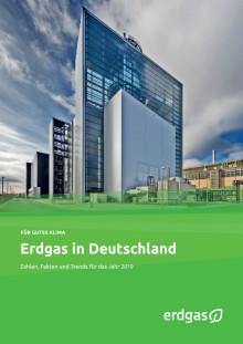 """Faktenblatt """"Erdgas in Deutschland"""""""