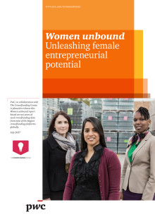 Women Unbound: Unleashing female entrepreneurial potential