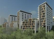 Krav på materialtillverkare minskar bostadsbyggandets klimatpåverkan
