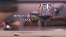 Druvspecifikt med Riedel - Pinot Noir