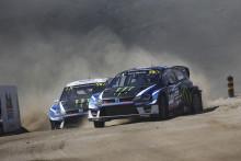 PSRX Volkswagen Sweden jagar seger i Tyskland