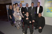 Lisburn stroke survivor wins Art accolade at Northern Ireland Life After Stroke Awards