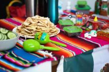 Studierende feiern die kulturelle Vielfalt