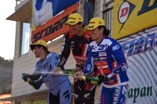 全日本トライアル選手権 IAスーパー Rd.06 10月7日 中部