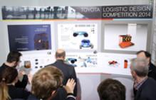 Toyota Material Handling Finland Oy - Toyota järjesti katselmuksen CeMAT 2014 – messujen tarjonnasta