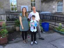 Generous Forres ex-pupils leave a lasting impression