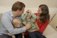 Haro i remissvar om pappamånad: Mycket att göra för nytänkande politiker