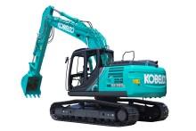 Kobelco SK180LC boostar ergonomi, prestanda och bränsleeffektivitet