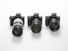 Sony lancia il nuovo brand di obiettivi intercambiabili G Master™