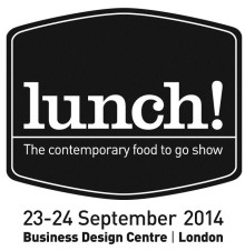 lunch! opens at the Business Design Centre in London today