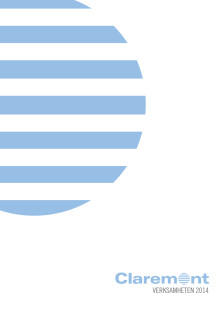 Claremont Verksamhetsberättelse 2014