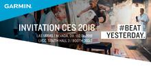 CES 2018:  Garmin präsentiert neue Wearables/Smartwatches
