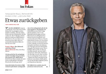 """Tatort""-Ermittler hilft Kindern in Not"