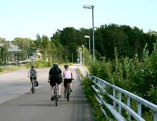 Stora skillnader i andel cyklister i städerna