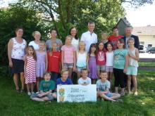 Grundschule Vogtareuth beginnt mit Pausenhof-Neugestaltung – Bayernwerk unterstützt