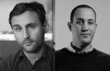 "Journalisten Johar Bendjelloul och arkitekten Mohamed Gohar talar om ämnet ""Sliding doors"" på TEDxAlmedalen"