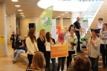De vann Växjös gröna gärning