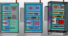 Nytt integrerat koncept för säkrare kylning och drift av elskåp