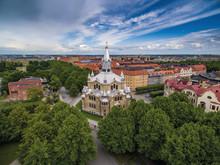 Efterlängtad återöppning av S:t Pauli kyrka