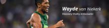 Olympic champion Wayde van Niekerk becomes Discovery Vitality Ambassador