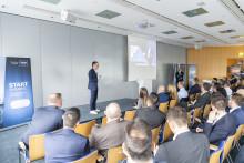 GROHE isännöi vakuutusseminaaria ISH messuilla Frankfurtissa