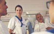 """Onkologchef på Akademiska: """"Cancervården gynnas av ökad patientmedverkan i forskning och kvalitetsförbättringar""""ar"""""""