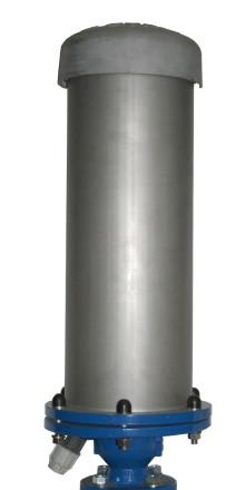 VAG BEV - Automatisk luftningsventil för nergrävning i mark