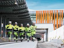 Arbetsglädje i centrum när Eitech genomför säkerhetsvecka