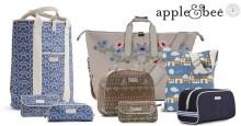 Väskor, necessärer, pennfack och skolväskor i miljövänliga material