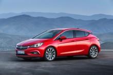 Ett bra alternativ för miljön: Nya Opel Astra CNG